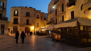 Bari, alle 18 cala il buio su ristoranti e pub: insegne spente e saracinesche abbassate