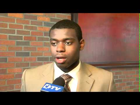 Ford Draft Central Nhl Draft Combine Malcolm Subban