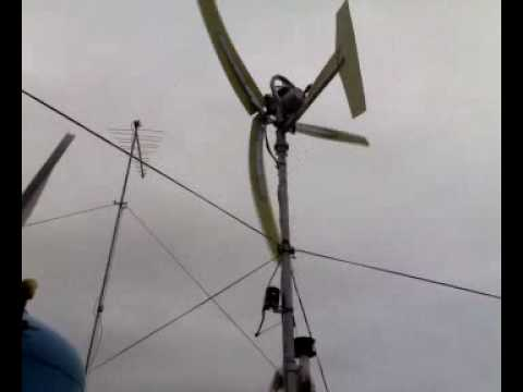 pala eolica - YouTube
