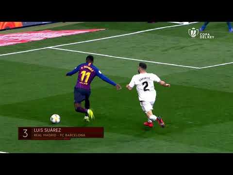 TOP Goles Semifinales Copa del Rey 2018/2019
