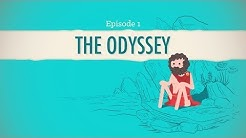 A Long and Difficult Journey, or  The Odyssey: Crash Course Literature 201