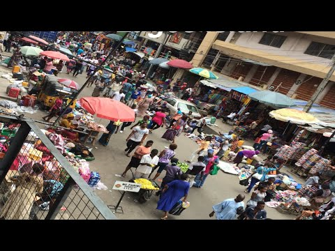 Lagos Nigeria/ Idumota Market