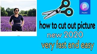 paano Alisin ang backġround sa picture, how to cut out photo, crop method,