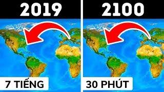 Bạn sẽ không nhận ra thế giới vào năm 2100 đâu