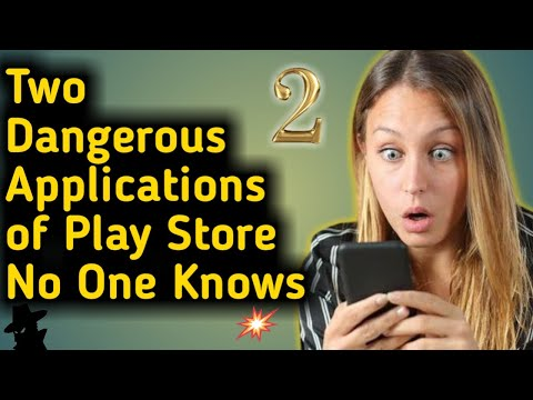 Two Secret Android Applications of Google Play store No One Know , Must Try This , Super Vidoes