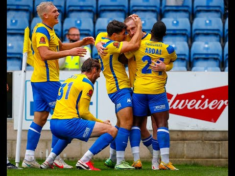 Torquay Southend Goals And Highlights