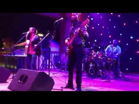 4friendz_band performing live in Lesotho #ke fela pelo.