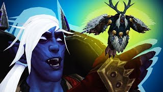 Is This A Boomkin GOD? (5v5 1v1 Duels) - Outlaw Rogue PvP WoW Legion 7.3.5
