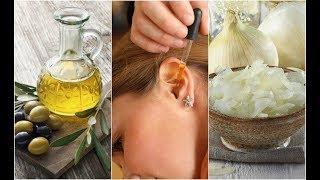 Soulagez les douleurs aux oreilles avec ces remèdes naturels