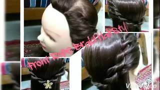 Front Rope Braid Hairstyle: Beautiful you Everytime