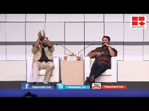 Mammootty Commenting About His Attitude_Reporter Live