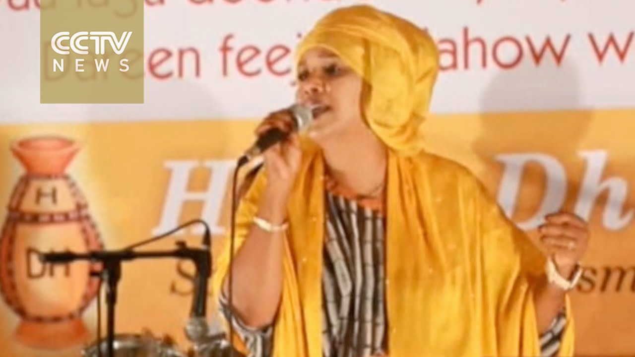 One Woman S Mission To Promote Traditional Somali Music Youtube