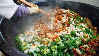 Замечательная цена! 5.2 $ шведский стол с корейской едой - Корейская еда [ASMR]