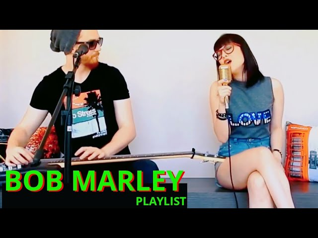Bob Marley - Playlist - Is This Love + Three Little Birds + Redemption Song - Via: Overdriver Duo
