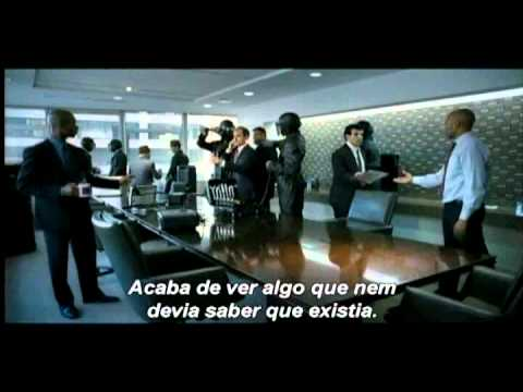 Os Agentes do Destino - Trailer