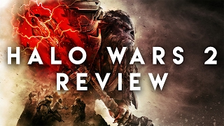 Halo Wars 2 Review - The Epic Return of a Cult Favorite (Video Game Video Review)