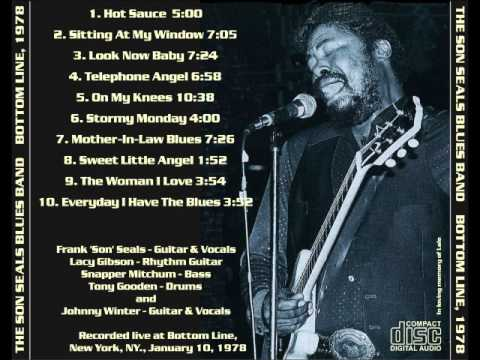 Son Seals Blues Band - Stormy Monday - Featuring Johnny ... | 480 x 360 jpeg 27kB