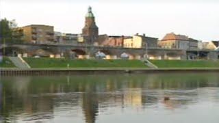 Gorzów Wielkopolski - promocja z początku lat 90-tych