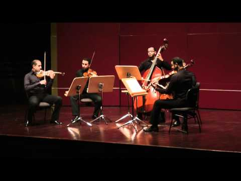 Khaled Shokry: Cavaliers suite in five movements - 1st mov.