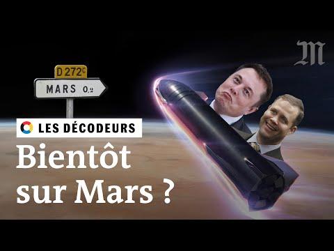 Objectif Mars : la galère du décollage (Episode 1) #LesDécodeurs