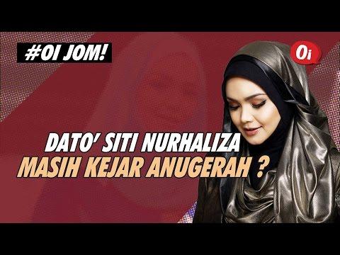 Dato' Siti Nurhaliza Masih Kejar Anugerah?