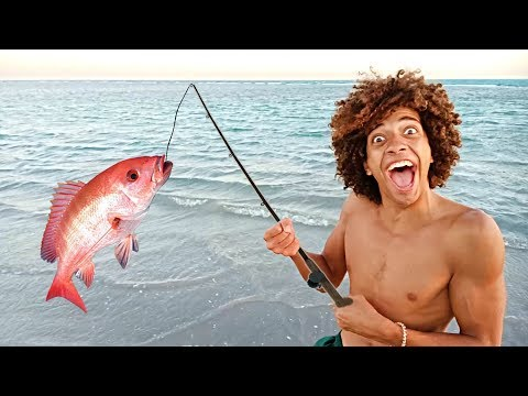 اصطدت اكبر سمكه فى مصر مش هتصدقو ازاى