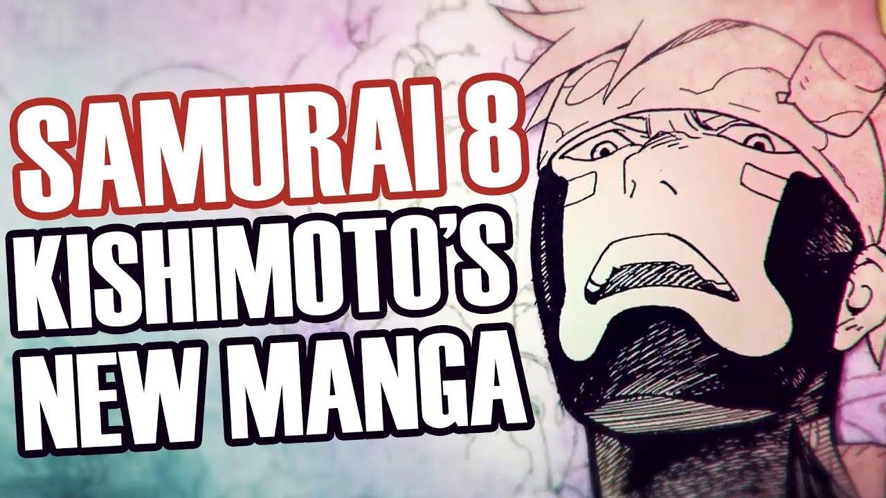 Naruto Kishimoto Masashi to Premiere New Manga