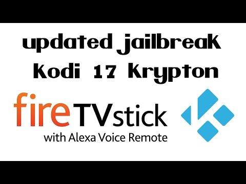 Updated (March 2017) How To Jailbreak The Amazon Fire TV Stick | Kodi 17 Krypton