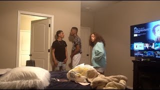I WANNA -BÈAT Y0UR GIRLFRIEND UP PRANK ON FUNNYMIKE WITH JALIYAH
