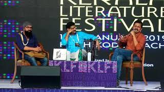 Keralam Meesakushesham | S Hareesh & Kamalram Sajeev | KLF 2019