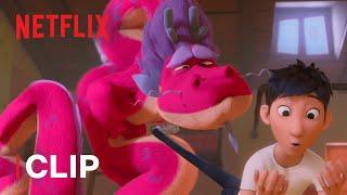 Din's First Wish: Ultimate Fight Skills | Netflix Futures