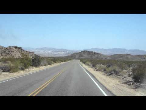 Leaving Joshua Tree - Entering NoMansLand