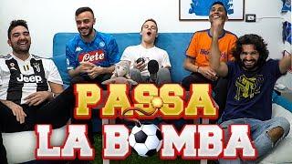 💣 PASSA LA BOMBA con i CALCIATORI!!! w/Fius Gamer & Tatino