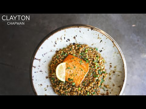 Best Salmon And Couscous Recipe- One Pot Cooking!!!
