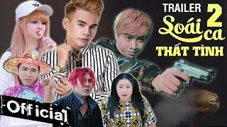 Phim Ca Nhạc Soái Ca Thất Tình 2 - Tăng Anh Tuấn (Trailer Official)
