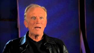 Peter Weller Interview - The Dark Knight Returns, Part 2