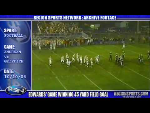 Region Sports Network: Griffith vs. Andrean 2003