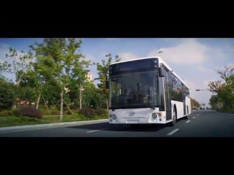 Discover HIGER City Bus KLQ6125G - Australia
