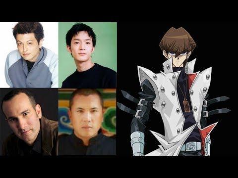 Anime Voice Comparison Seto Kaiba Yugioh