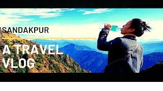 Sandakpur( in nepal ) or sandakphu( in india ) ride travel vlog through roads in nepal.