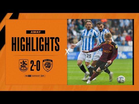 Huddersfield Hull Goals And Highlights