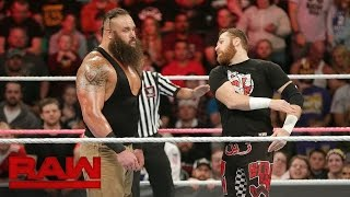 Sami Zayn vs. Braun Strowman: Raw, Oct. 24. Oktober 2016