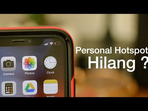 Personal Hotspot Missing on iPhone after iOS 14 Update - Here's the Fix.