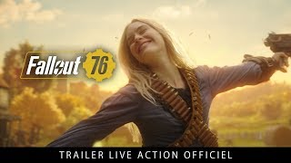 Fallout 76 – Trailer Live Action Officiel