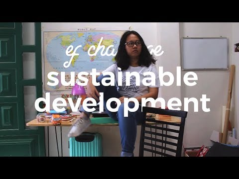 EF CHALLENGE 2018// Sustainable Development