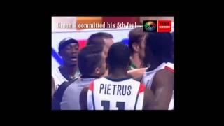Disqualifying Foul   FIBA
