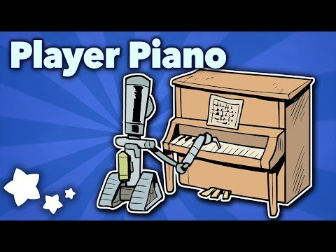 Player Piano - Dystopias and Apocalypses - Extra Sci Fi