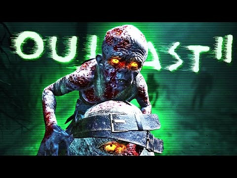 THERE'S NO ESCAPE!! | Outlast 2 - Part 5