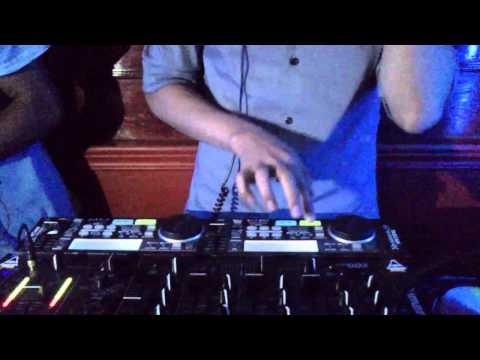 Dj Blast & Dj Kano Mix (The Flow Music Crew Los Maniaticos de la Guaracha) en vivo