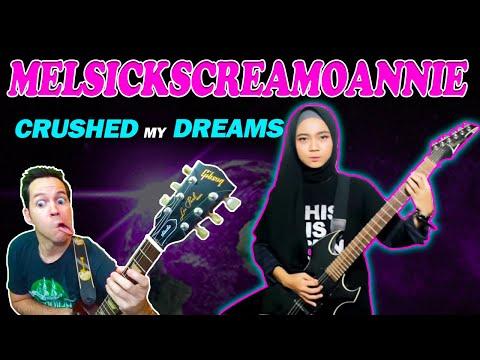 """MelSickScreamoAnnie"" Is Better Than Me At Guitar"